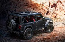 What Bronco? Jeep Wrangler Previews Factory V-8 Engine on Eve of Ford Launch