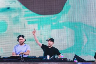 "Wooli Debuts New Excision and HALIENE Collaboration at Couch Lands ""Virtual Stage"" Stream"