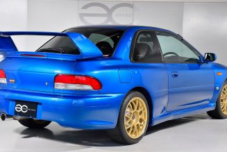 Would You Pay $370,000 for a Subaru? The Impreza 22B Complicates Things