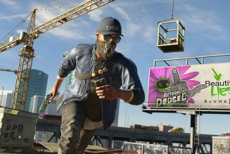 You can get Watch Dogs 2 for free on PC right now