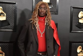 Young Thug Gets Tattoo in Honor of Late Dog Ms. Tootie