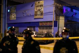 13 People Killed During Stampede at Illegal Nightclub Party in Peru
