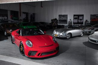 2019 Porsche 911 Speedster Second Drive