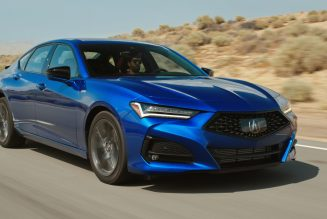 2021 Acura TLX Type S Horsepower Revealed, Outguns Audi S4