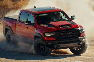 2021 Ram 1500 TRX First Look: The 702-HP Ram Is Here to Hunt Ford F-150 Raptors