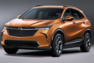 2022 Chevrolet Bolt EUV—Electric SUV—Coming Soon, Gets Super Cruise