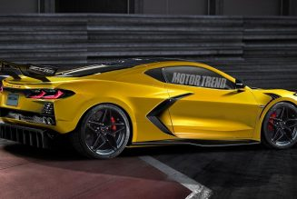 2022 Chevrolet Corvette C8 Z06's Engine Sounds Crazy in New Video