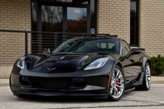 2022 Chevrolet Corvette Z06: What We Know About the Twin-Turbo Super-'Vette