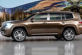 2022 Jeep Grand Wagoneer: What We Know About the Big Luxury SUV