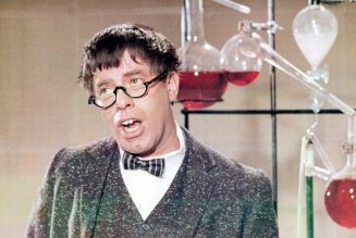 A Reboot of The Nutty Professor is in the Works