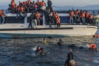 Abandoned At Sea: Greece Inhumane Treatment Of Helpless African Migrants Exposed