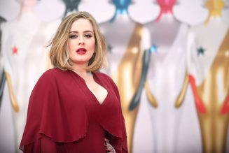 Adele Shows Off Quarantine Curls While Paying Tribute to Beyonce's 'Black Is King'