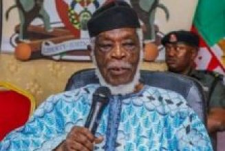 Afenifere leader Ayo Fasanmi laid to rest in Ekiti