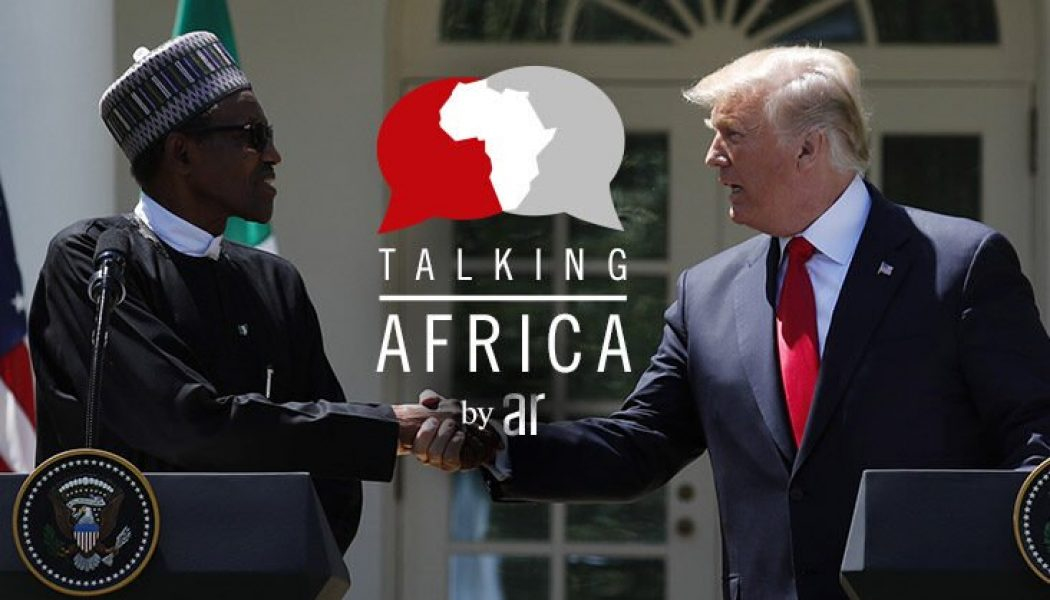 Africa and the US: 'In Africa, people don't take us seriously'