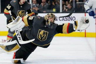 All-Star NHL Goalie Marc-André Fleury Listens to Tiësto and Calvin Harris Before Games