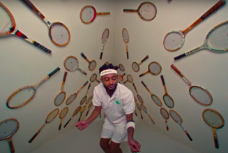 """Aminé Rules the (Tennis) Court in """"Compensating"""" Video with Young Thug: Watch"""
