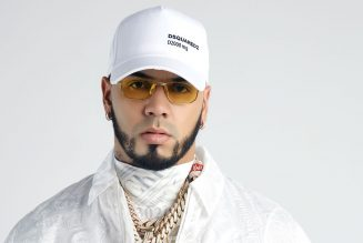 Anuel Got New Face Tattoos & Fans Have Mixed Feelings: See the Reactions