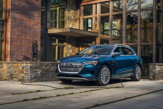 Audi drops E-Tron price by nearly $9,000 and ups the range by 18 miles