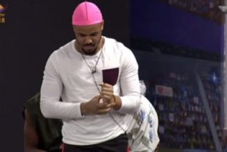 BBNaija: Ozo wins Head of House for the second time