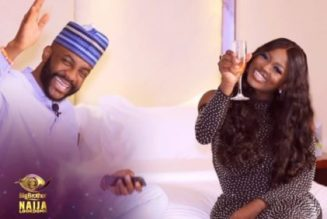 BBNaija Update: Ka3na denies having s3x with Praise said it was just cuddles