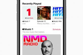 Beats 1 Radio Is No More, Say Hello To Apple Music 1 & Two New Radio Stations
