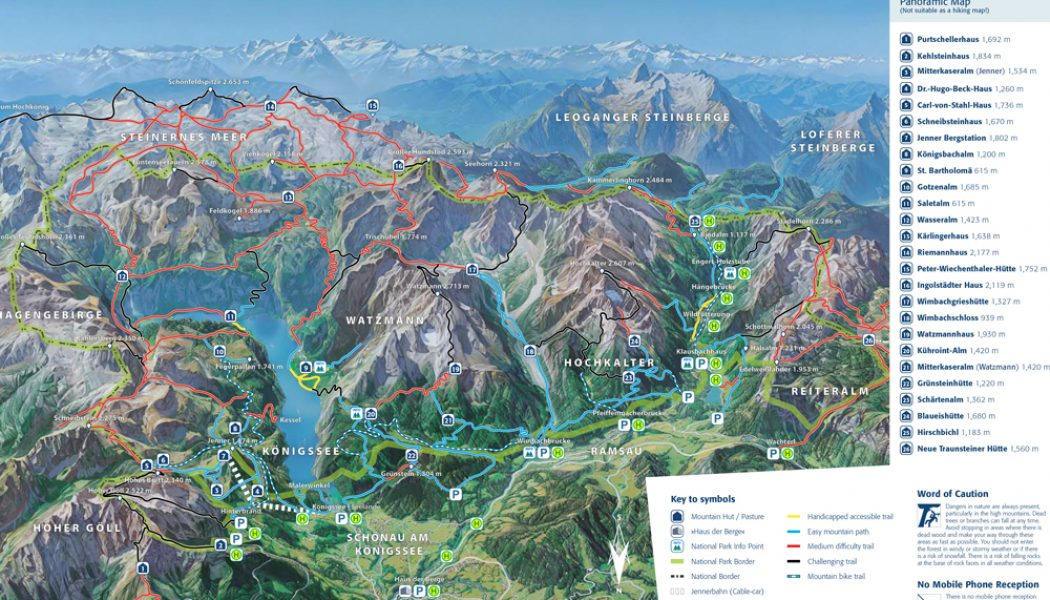Best hikes in Berchtesgaden National Park, Germany