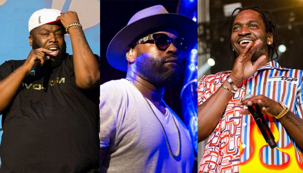 """Black Thought, Pusha T, Killer Mike Wish You a """"Good Morning"""" on New Song: Stream"""