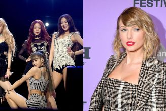 Bop Shop VMA Edition: Songs From Blackpink, Taylor Swift, And More