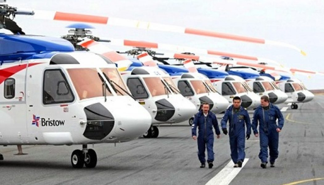 Bristow Helicopters fires 100 pilots, engineers over coronavirus effect on operations