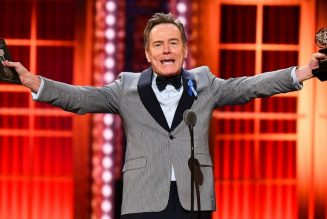 Bryan Cranston Donates His Plasma After Recovering from COVID-19