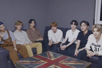 BTS Want The Disco-Pop Fun Of 'Dynamite' To 'Be Your Energy'