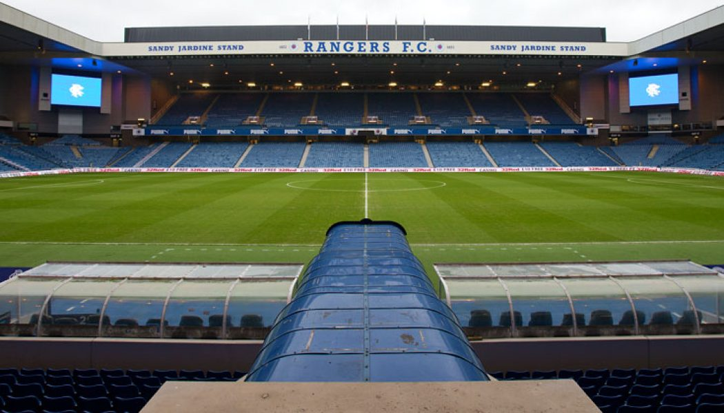 CEO says it's 'disappointing' Rangers are signing his player, reported 6-figure fee