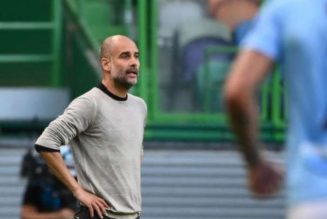 Champions League now a thorn in Pep Guardiola's side