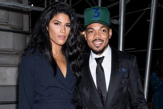 Chance the Rapper & Wife Kirsten Corley Are the Ultimate 'Mom & Dad' on 'Parents' Magazine Cover