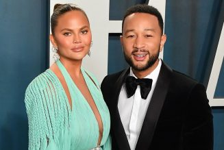 Chrissy Teigen Opens Up About Being Pregnant During Breast Surgery: 'It's Quite a Story'