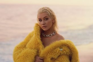 Christina Aguilera Channels Meredith From 'The Parent Trap' in White-Hot Summer Look