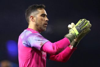 Claudio Bravo sends message to Manchester City fans following exit