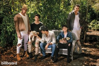 CNCO Dishes on New Single 'Beso' & Their 'Cool' 2020 VMAs Performance
