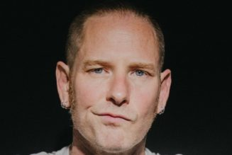 COREY TAYLOR: 'I've Reached A Point In My Life Where I'm Tired Of Being Miserable Making Music'