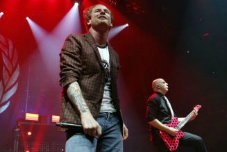 """Corey Taylor: Stone Sour Has """"Run Its Course for Now"""""""