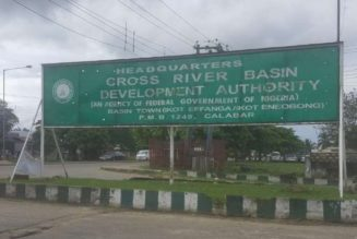 Cross River Basin Authority managing director suspended