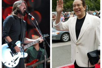 Dave Grohl Remembers Trini Lopez: 'A Beautiful Musical Legacy'