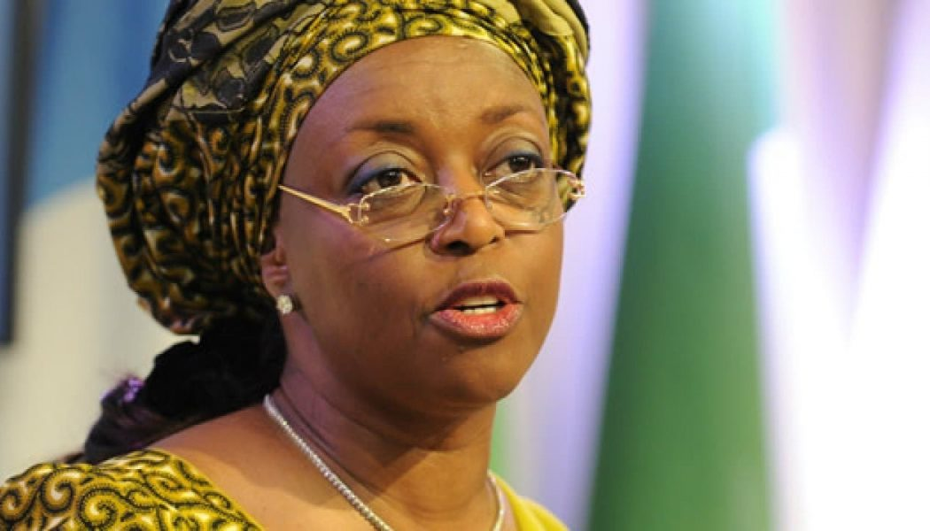Diezani Alison-Madueke: 'Yahoo' boys have become role models