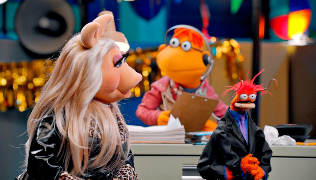 Disney Plus' Muppets Now Survives on the Strength of Classic Characters: Review