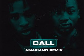 DJ Voyst – Call (Amapiano Remix) ft. Joeboy