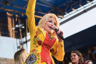 """Dolly Parton Backs Black Lives Matter: """"Do We Think Our Little White Asses Are the Only Ones That Matter?"""""""