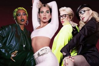 """Dua Lipa Shares New Video for """"Levitating"""" Remix Featuring Missy Elliott and Madonna: Watch [Updated]"""