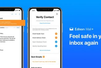 Edison Mail debuts new $15 monthly subscription service with additional anti-phishing features