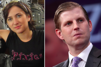 Eric Trump Shared Video of Robin Williams and Zelda Williams Clapped Back