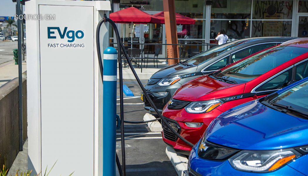 EVgo's Charging Infrastructure Is Getting Bigger With Help From GM